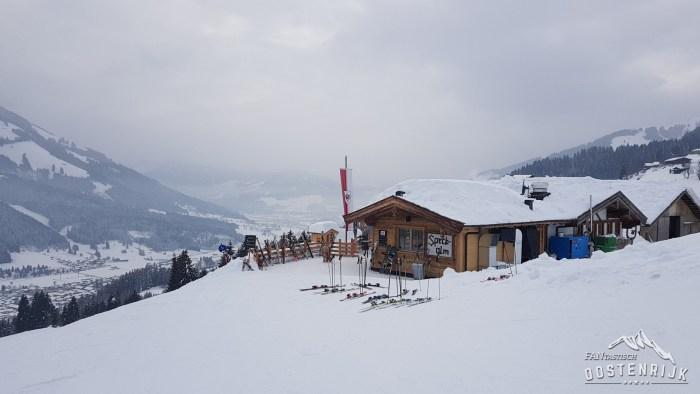 SkiWelt Speckalm Tanzertalafdaling