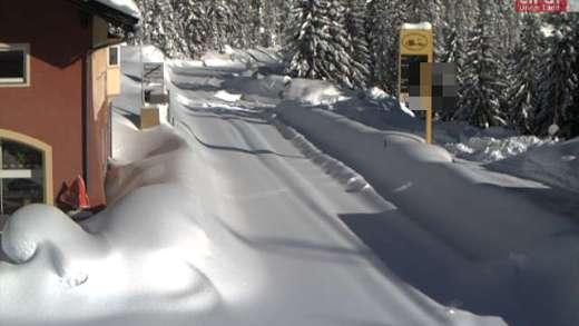 Lawinegevaar 4, Sneeuwrecords en hoe zijn de wegen?