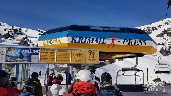 Zilletal Arena Krimml X Press