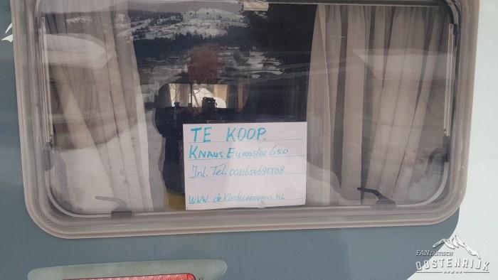 Caravan te Koop De Klerk