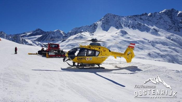 Helikopter Pitztal Rifflsee