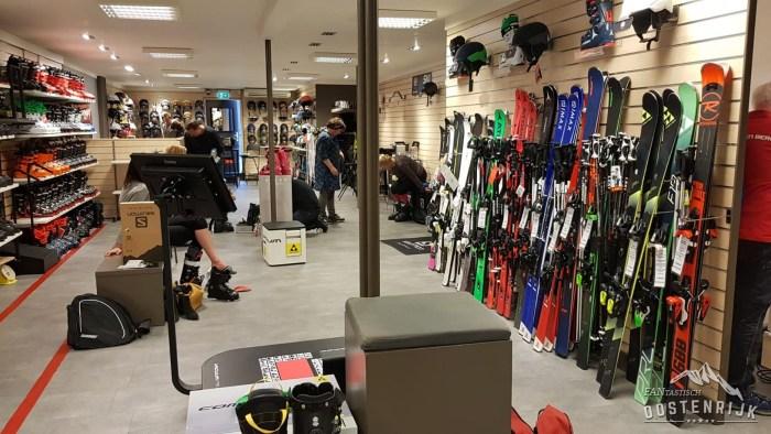 Sport2000 Van den Berg Skischoen op Maat