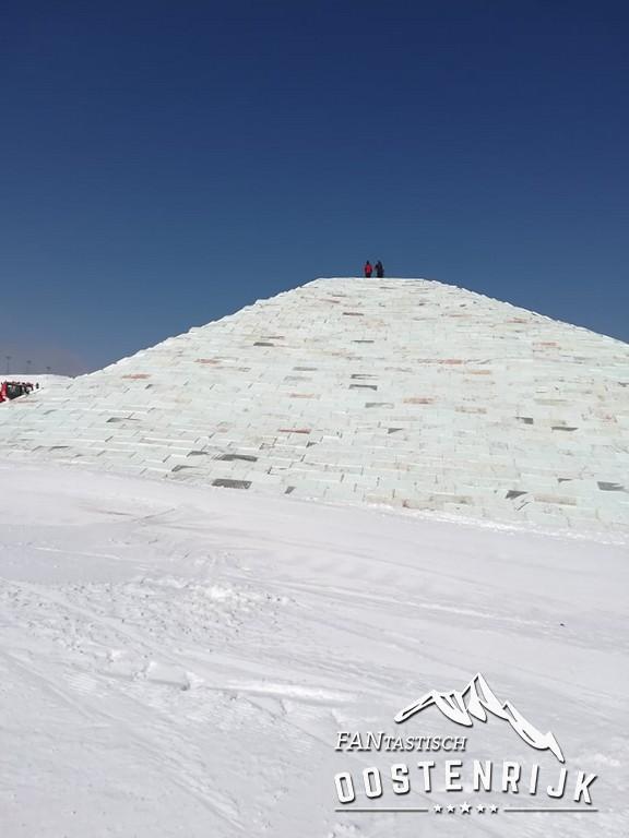 Kitzbühel Walde Sneeuwdepot
