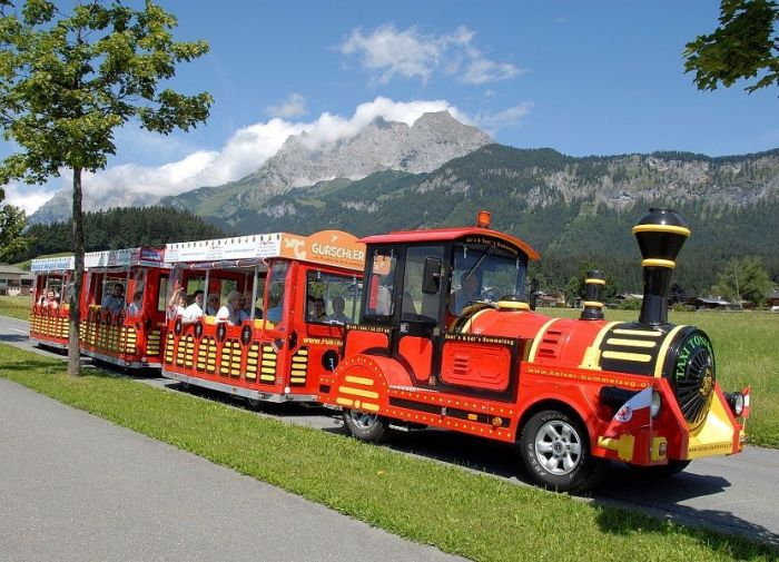 Kaiser Bummelzug St Johann in Tirol