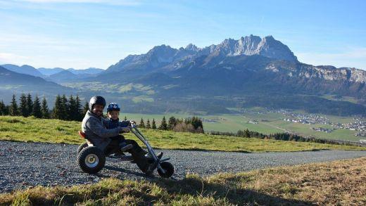 Mountaincart St Johann in Tirol