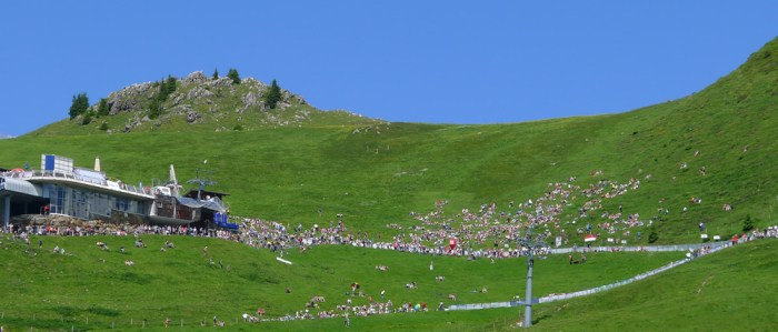 Kitzbüheler Horn Bike Attack 2019