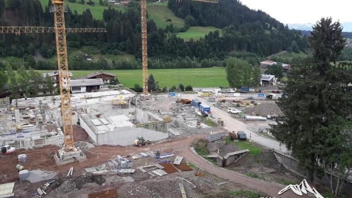 Fleckalmbahn Kirchberg