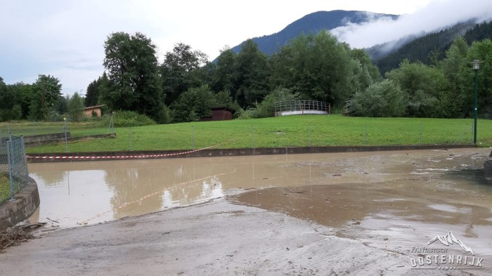 Noodweer Brixen im thale