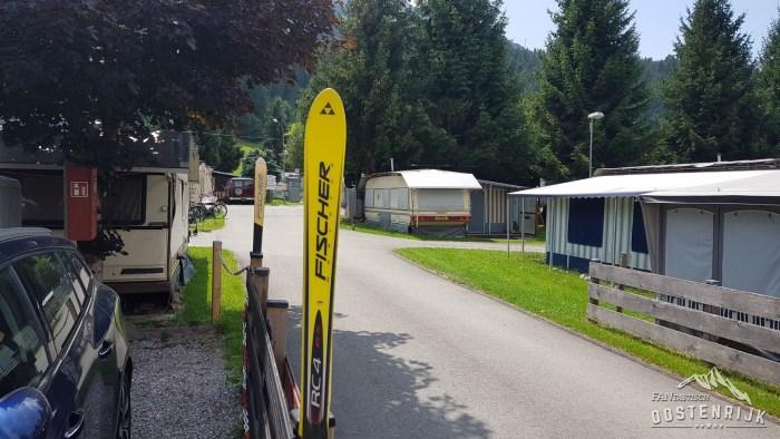 CampingWelt Brixen im Thale Zomer