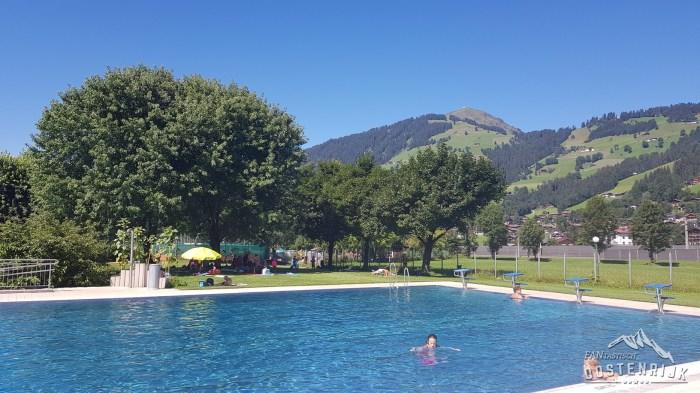 Brixen im Thale Badesee