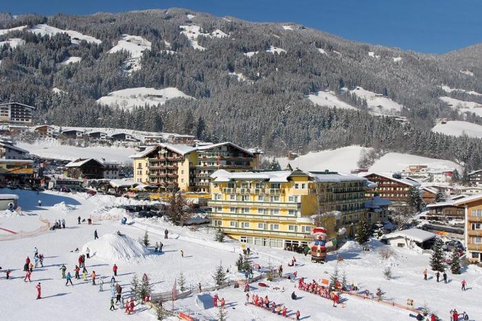 Fügen - Hotel Kohlerhof Summit Travel