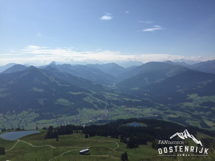 Hohe Salve uitzicht Westendorf