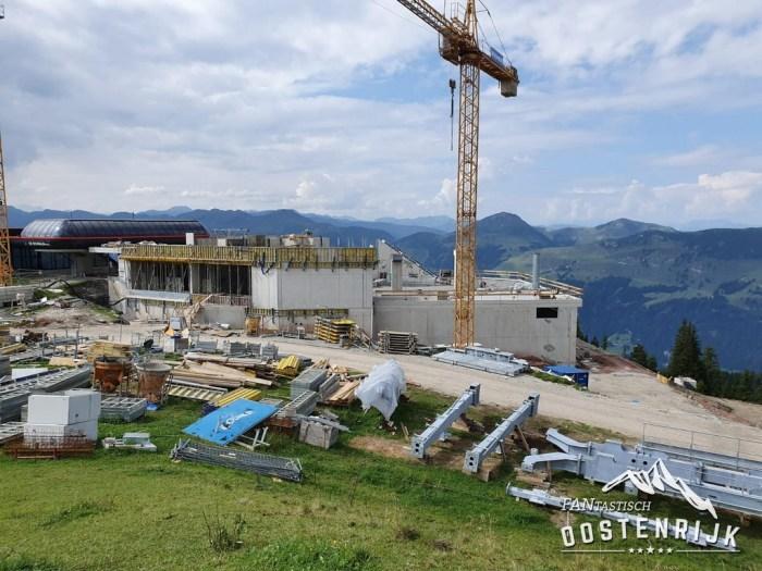 Kitzbühel Fleckalm bergstation