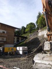 Saalbach nieuwe piste