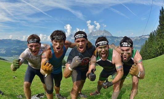 Spartan Race Oberndorf