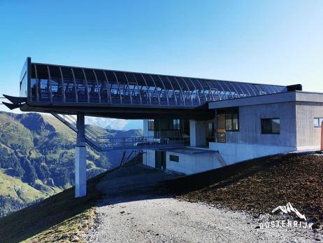 Zwölferkogel Bergstation Eric van Gool