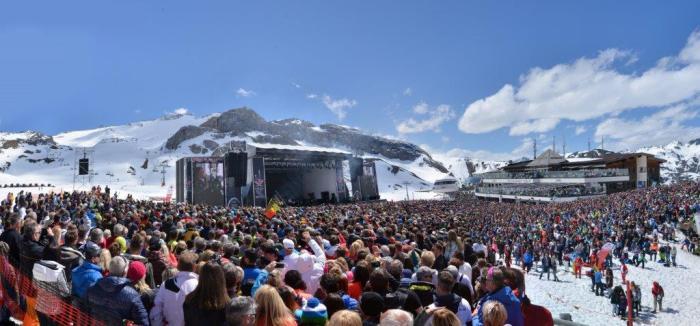 Ischgl Summit Travel