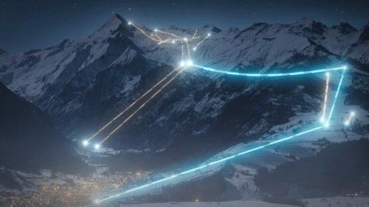 Kaprun 3K-Konnection door noodweer geopend!
