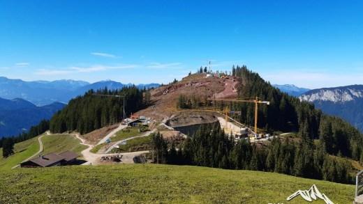 Salvistabahn Kleine Salve SkiWelt