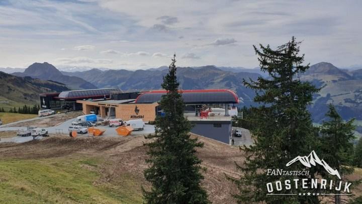 Bergstation Fleckalmbahn Kirchberg in Tirol