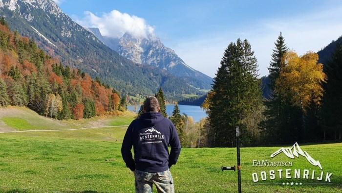 Hintersteiner See FANtastisch Oostenrijk