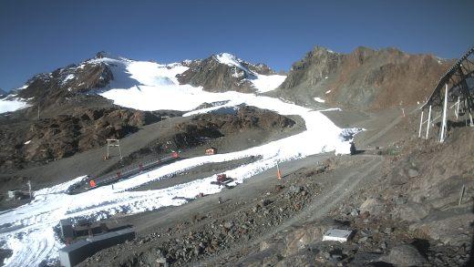Pitztaler Gletsjer 1 oktober 2019