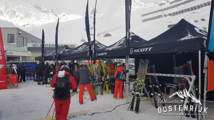 Sölden Winteropening 11 nov 2019