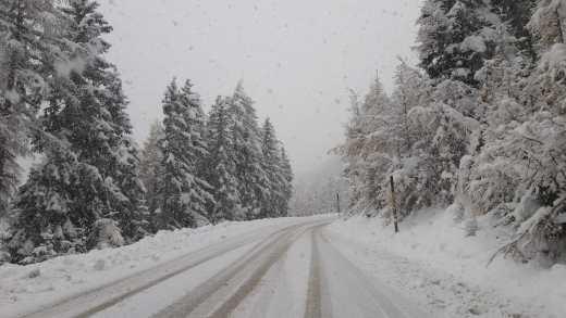 Volgende sneeuwdump staat klaar: meter sneeuw Oost-Tirol
