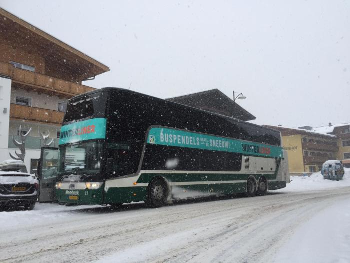 WinterLiner Bus