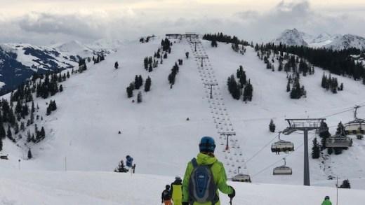 SkiWelt Scheffau opening 23 nov 2019