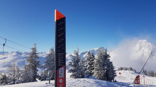 Lawinestufe 3 28 december 2019 Kitzbühel