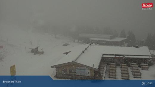 Brixen im Thale 9 dec 2019