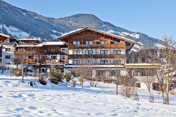 Fügen - Gardenhotel Crystal - Hotel Summit Travel