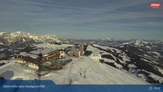 Webcambeelden Oostenrijk 11 december 2019