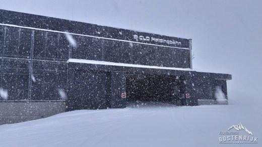 Sneeuwvideo in de Fleidingbahn Westendorf
