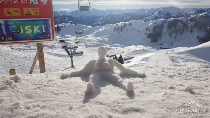 Kitzbüheler Horn Sneeuwpop