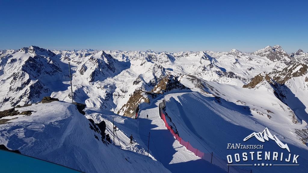 Pitztaler Gletsjer 3440 meter Topfoto