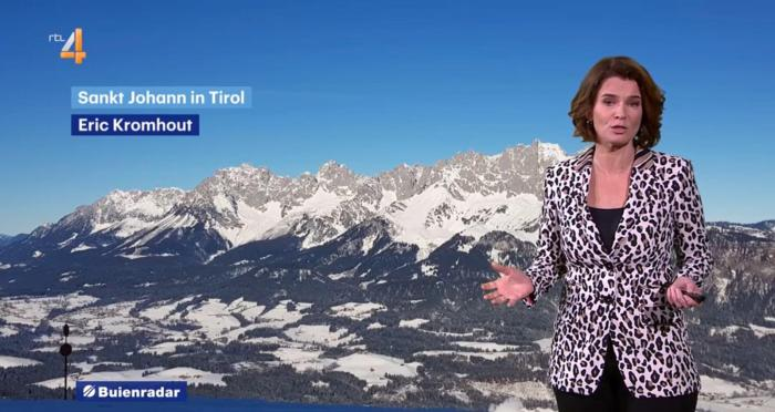 RTL Weer St Johann in Tirol 22 jan 2020