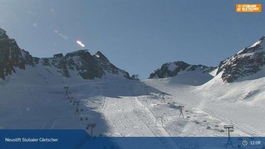 Stubaier Gletsjer 7 feb 2020