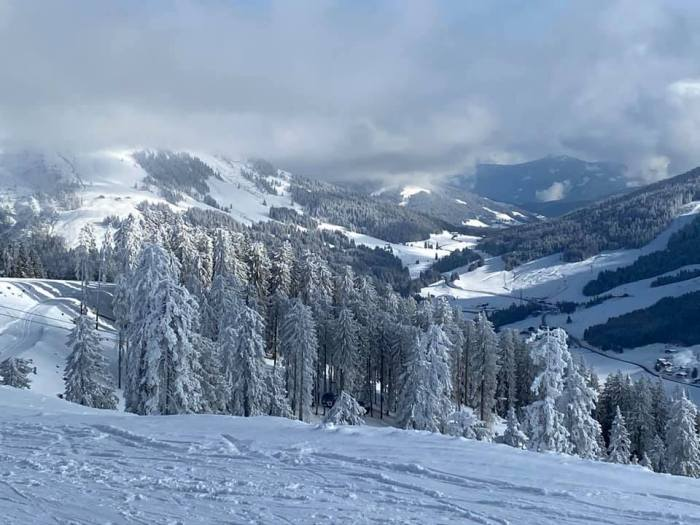 Hochkönig Skigebiet Hinterthal @Ryanne Castro