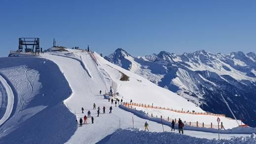 Isolatie Mayrhofen wordt beëindigd