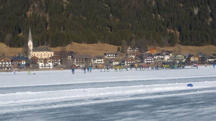 Weissensee @Willy Vd Laag-vd Wal