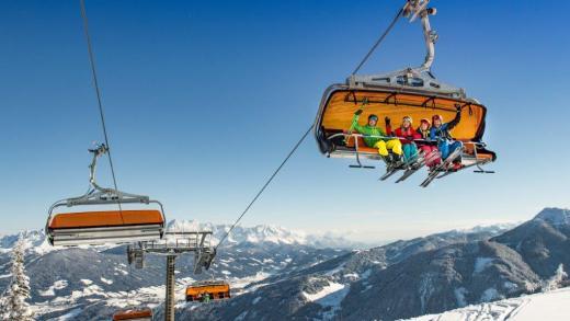 Flachau skiwinter