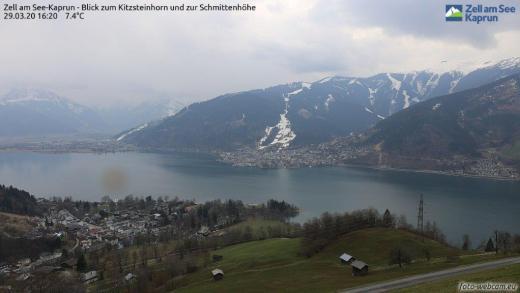 Video Webcams Oostenrijk en morgen sneeuw tot dal