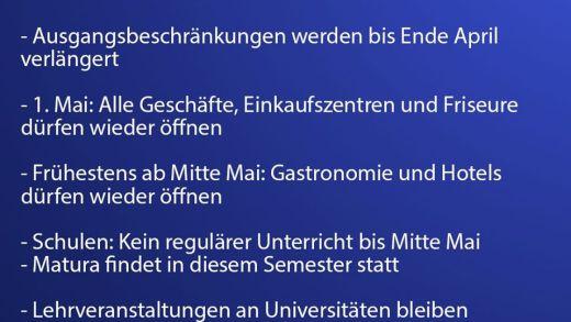Coronacrisis Ook Tirol Uit Quarantaine