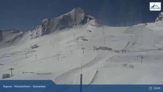 Kaprun Kitzsteinhorn 29 mei open en wat ziet het er FANtastisch uit