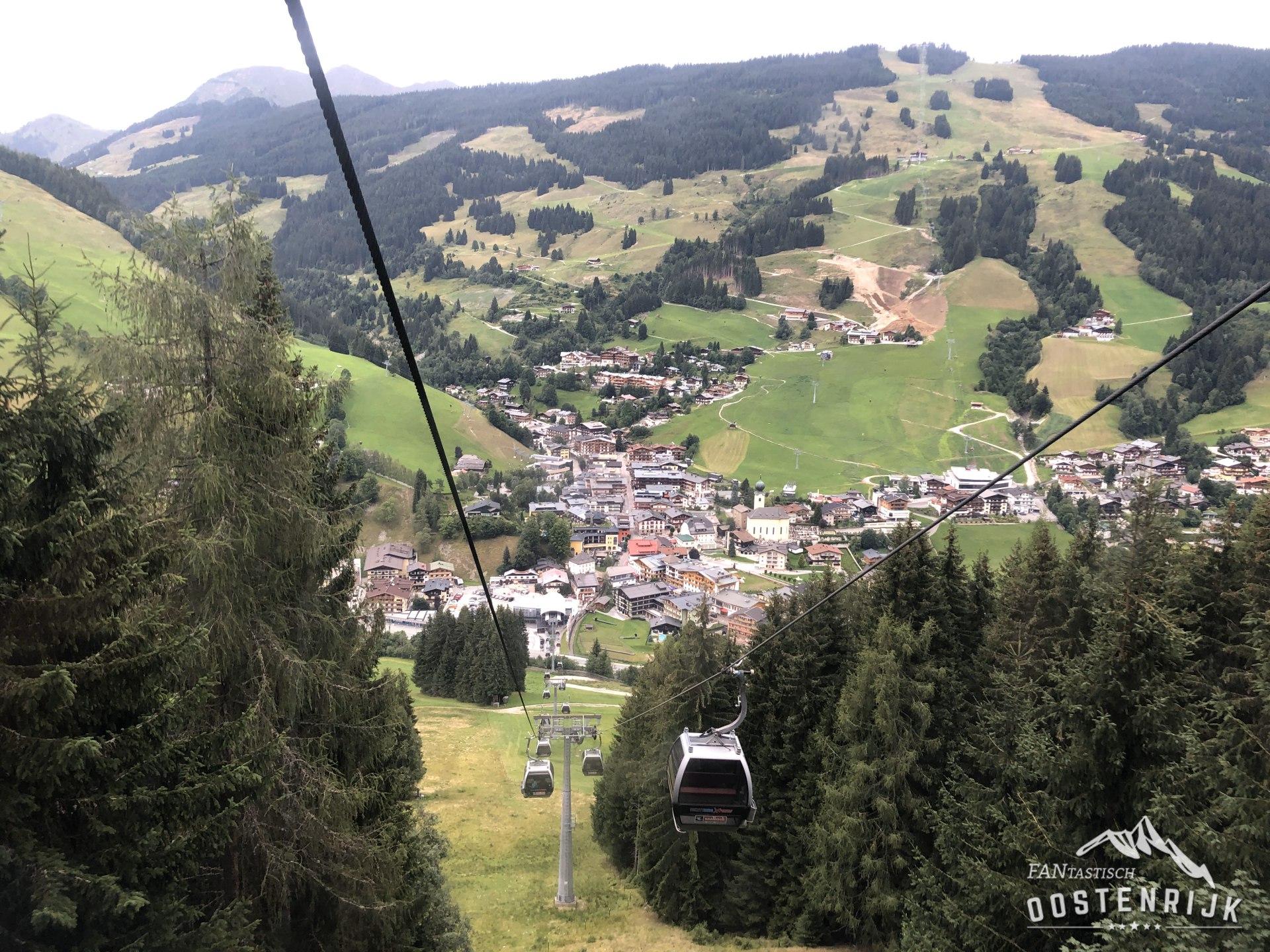 Saalbach Schattberg Xpress