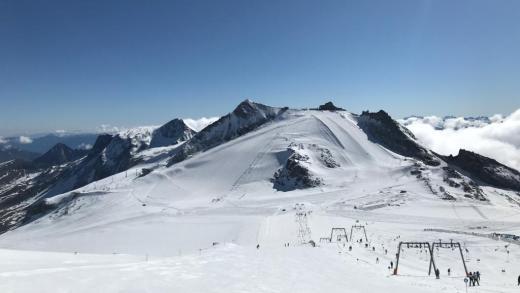 Snowsports Westendorf deelt ervaring Hintertuxer Gletsjer