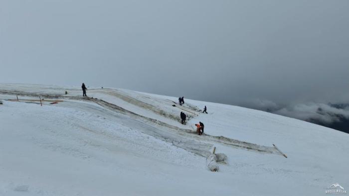 Hintertux Snowfarming