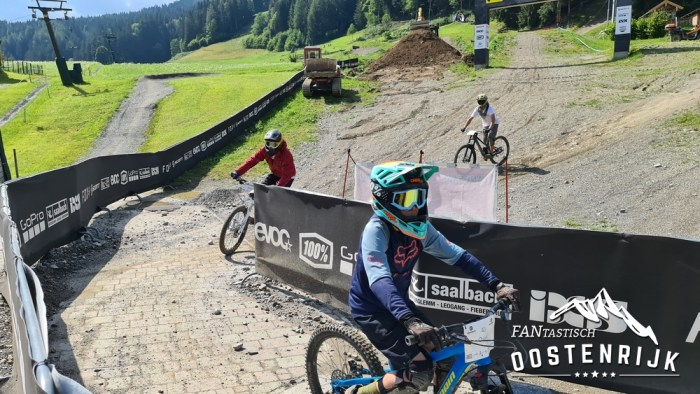 Leogang Mountainbike Asitzbahn